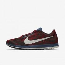 Nike lab gyakusou zoom streak 6 unisex rojo team/azul valiente/negro/hueso claro_070