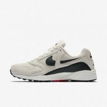 Nike air icarus extra qs para hombre marrón verdoso claro/vela/negro/negro_116