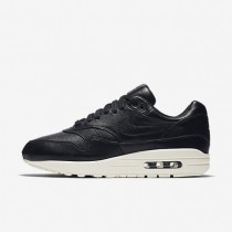 Nike lab air max 1 pinnacle para hombre negro/negro/vela/negro_119