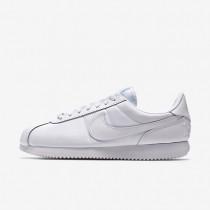 Nike cortez basic 1972 qs para hombre blanco/blanco/blanco_209