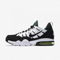 Nike air trainer max 94 low para hombre negro/blanco/pino oscuro/negro_262