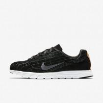 Nike mayfly premium para hombre negro/gris oscuro/lino/negro_269