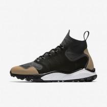 Nike air zoom talaria mid flyknit premium para hombre antracita/tostado vachetta/gris oscuro/negro_283
