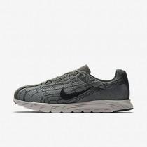 Nike mayfly para hombre gris rugoso/mena de hierro claro/peltre intenso_291