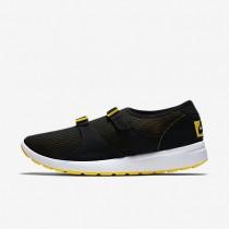 Nike air sock racer og para hombre negro/amarillo tour/blanco/negro_297