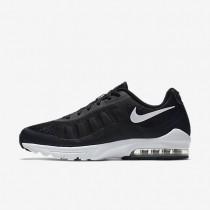 Nike air max invigor para hombre negro/blanco_314