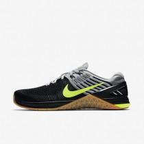 Nike metcon dsx flyknit para hombre negro/gris lobo/negro/voltio_407