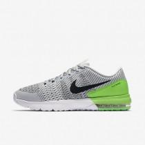 Nike air max typha para hombre platino puro/verde furia/blanco/negro_416