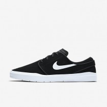 Nike sb lunar stefan janoski hyperfeel para hombre negro/blanco_434