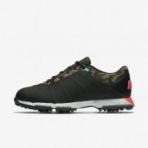 Nike lunar fire para hombre negro/caqui militar/azul cielo vivo/rosa carrera_492