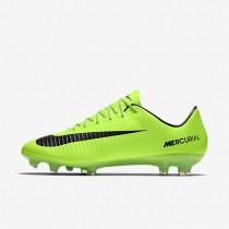Nike mercurial vapor xi fg para hombre verde eléctrico/lima flash/blanco/negro_508