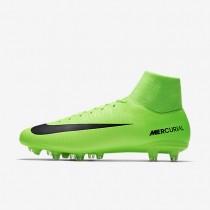 Nike mercurial victory vi dynamic fit ag_pro para hombre verde eléctrico/lima flash/blanco/negro_513