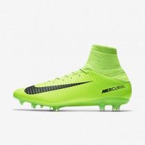 Nike mercurial veloce iii fg para hombre verde eléctrico/lima flash/blanco/negro_537