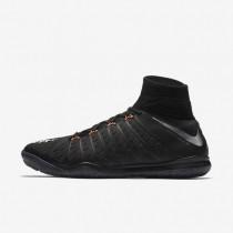 Nike hypervenomx proximo ii dynamic fit ic para hombre negro/negro/antracita/plata metalizado_544
