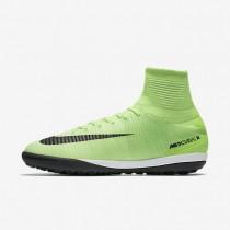 Nike mercurialx proximo ii tf para hombre verde eléctrico/hipernaranja/voltio/negro_551