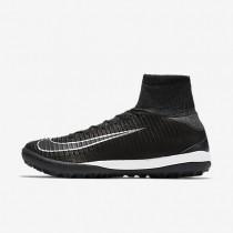 Nike mercurialx proximo ii tech craft 2.0 tf para hombre negro/plata metalizado/gris oscuro/negro_569