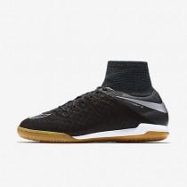 Nike hypervenomx proximo tech craft 2.0 ic para hombre negro/plata metalizado/gris oscuro/negro_597
