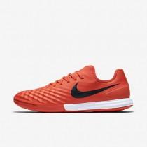 Nike magistax finale ii ic para hombre naranja máximo/carmesí total/negro_601