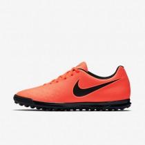 Nike magista ola ii tf para hombre carmesí total/mango brillante/negro_608