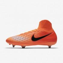 Nike magista orden ii sg para hombre carmesí/rojo universitario/mango brillante/negro_614