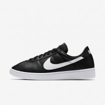 Nike bruin leather para hombre negro/negro/blanco/blanco_630