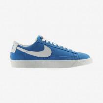 Nike blazer low premium vintage para hombre azul foto claro/vela_640