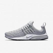 Nike air presto se para hombre gris lobo/negro/blanco/gris lobo_685