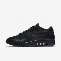 Nike air max 1 ultra flyknit para hombre negro/antracita/negro_686
