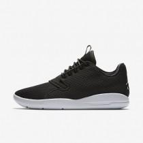 Nike jordan eclipse para hombre negro/gris lobo_703