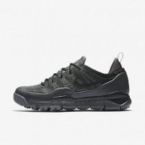 Nike lupinek flyknit low para hombre gris oscuro/gris azulado/negro_712