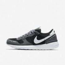 Nike air vortex 17 para hombre negro/gris oscuro/blanco/blanco_756