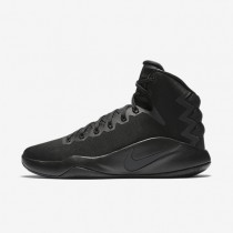 Nike hyperdunk 2016 para hombre negro/voltio/antracita_784