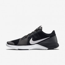 Nike fs lite trainer 3 para hombre negro/antracita/blanco/plata metalizado_792