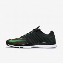 Nike zoom speed trainer 3 para hombre negro/caqui militar/blanco/hoja primaveral_794