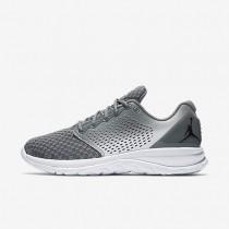 Nike jordan trainer st winter para hombre gris azulado/blanco/negro_798