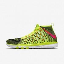 Nike train ultrafast flyknit para hombre voltio/multicolor/multicolor_800