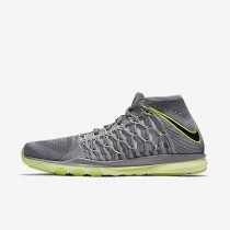 Nike train ultrafast flyknit cr7 para hombre gris azulado/gris lobo/jade transparente/negro_806