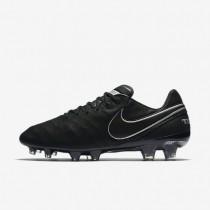 Nike tiempo legend vi tech craft 2.0 fg para hombre negro/negro_858