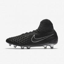 Nike magista obra ii tech craft 2.0 fg para hombre negro/negro_865