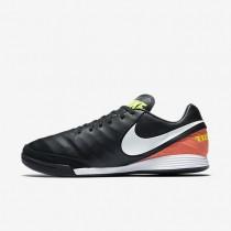 Nike tiempo mystic v ic para hombre negro/hipernaranja/voltio/blanco_887