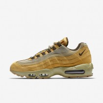 Nike air max 95 premium para hombre bronce/bambú/marrón claro goma/marrón barroco_896
