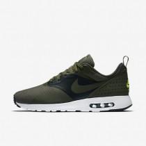 Nike air max tavas se para hombre caqui militar/negro/verde eléctrico/caqui militar_904