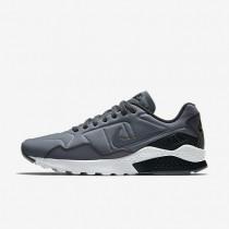 Nike air zoom pegasus 92 premium para hombre gris oscuro/negro/platino puro/negro_905