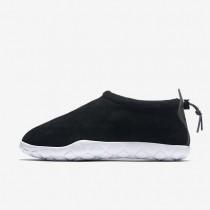 Nike air moc ultra para hombre negro/blanco/antracita_906