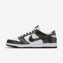 Nike sb zoom dunk low pro para hombre verde legión/blanco/negro/verde legión_910