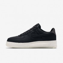Nike lab air force 1 low para hombre negro/negro/vela/negro_921