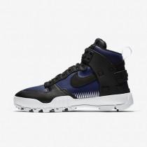 Nike x undercover sfb jungle dunk para hombre negro/azul fiel/negro/negro_928