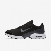 Nike air max jewell para mujer negro/blanco/gris oscuro_006