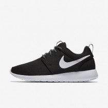 Nike roshe one para mujer negro/gris oscuro/blanco_068