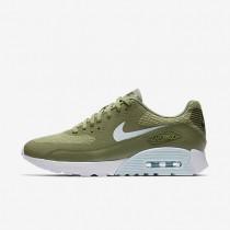Nike air max 90 ultra 2.0 para mujer verde palmera/blanco/negro/azul glacial_078